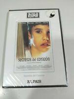 Secretos del Corazon Montxo Armendariz - DVD Region 2 Español Nueva - AM