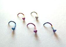 Titanium Unbranded 20g (0.8 mm) Body Piercing Jewellery
