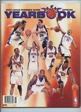 2001 2002 NBA Basketball Team Yeabook Phoenix Suns Anfernee Hardaway Marbury c34333f23