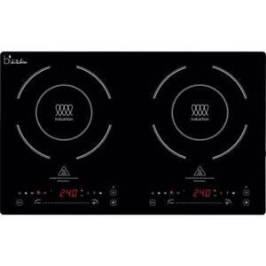 BiKitchen cook 420 442005 Doppel-Induktionsplatte