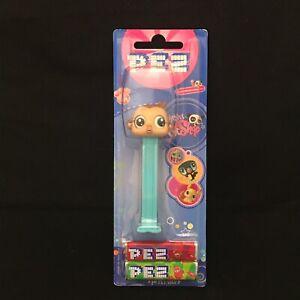 Pez European Littlest Pet Shop Monkey (2013) Mint on Card Dispenser