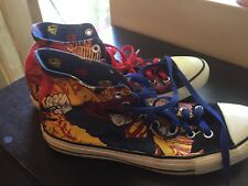 Converse All Star Limited Edition Superman Shoes