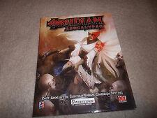 D&D D20 Pathfinder LPJ Games Obsidian Apocalypse Campaign Setting