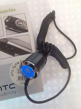 CARICABATTERIA DA AUTO-HTC- TYTN-MTEOR-P3300-S620-  ORIGINALE