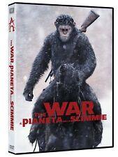 THE WAR - IL PIANETA DELLE SCIMMIE (DVD) NUOVO, ITALIANO, ORIGINALE