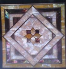 SIZE 2'X2' Marble Coffee Side Table Top inlay Marquetry Mosaic Stone Furniture