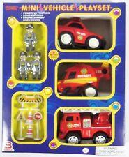 """E BO Toys 4"""" Powerful Mini Vehicle Friction Play set EB 3003"""