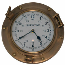 Antique Maritime Clocks