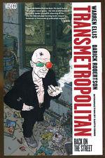 Transmetropolitan Vol. 1: Back on the Street-Warren Ellis & Darick Robertson