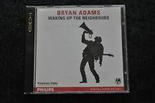 Bryan Adams Waking Up The Neighbours Video CD Philips CD-I