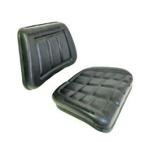 MAHINDRA TRACTOR SEAT CUSHION BACK & BOTTOM (2 PIECES)
