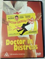 Doctor in Distress (DVD, 2005) New Region 4