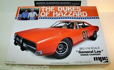 MPC752 1/16 Dukes of Hazard General Lee 1969 Dodge Charger Model Kit NEW SEALED