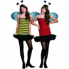 Dreamgirl Girl's Juniors Reversible Buggin Out Bee Halloween Costume 6020 Size S
