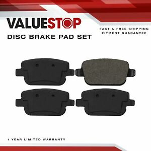 Rear Ceramic Brake Pads for Land Rover LR2  (12-08)
