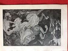 m2a ephemera 1905 book plate she hagfard ayesha tore off her veil