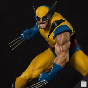 Wolverine X-Men Statue Iron Studios Logan Figure 1:10 Marvel Comics Mega Rare