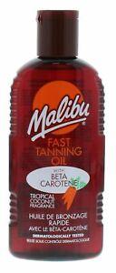 Malibu UV Sun Tan Protection Lotion Cream Dry Oil Lip Balm Tanning Oil - All SPF