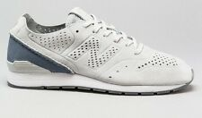 $130 NEW BALANCE LIFESTYLE MRL696DT 696 Deconstructed Sneakers in Concrete 8.5