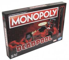 Deadpool Monopoly - Strategy Board Game