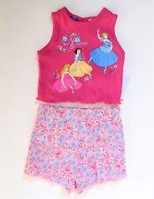 12M Disney Princess Pink Short Set NWT