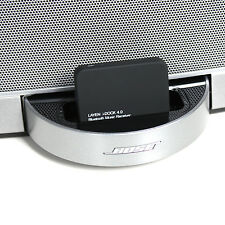 Bluetooth 4.0 Music Receiver Dock Adapter iPhone 3 4 5 6 7 Samsung Bose AptX