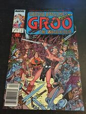 Sergio Aragone's Groo The Wanderer#50 Incredible Confition 9.0(1989)