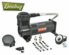 VIAIR 444c STEALTH NERO 12 VOLT COMPRESSORE D'ARIA KIT (200PSI) Aria Cavalcare AIR ascensore