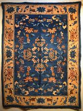 Tapis ancien antique rug Chine 1930