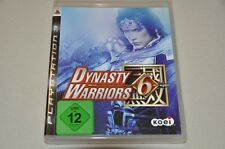 Playstation 3 Spiel - Dynasty Warriors 6 - Deutsch Komplett PS3