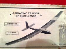 PIERCE ARROW   Sailplane, Glider, RC AIrplane Printed Plans & Templates