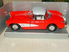 VINTAGE DIECAST- -1957 CHEVROLET CORVETTE - 1/32ND SCALE -BOXED- NEW- J87