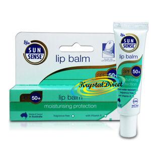 Sunsense Moisturising Sun Protection Lip Balm SPF50+ 15g With Vitamin E