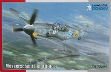 Special Hobby 1/72 SH72394 Messerschmitt Bf109G-6 'Mersu Over Finland' Kit