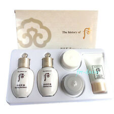 The History of Whoo Gongjinhyang Seol Travel Kit 5pcs Brightening,Moisturising