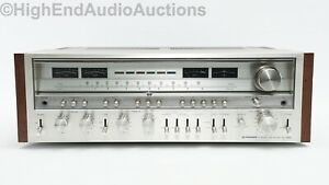 Pioneer SX-1280 AM FM Stereo Receiver - Vintage Audio Classic