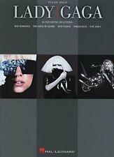 Lady Gaga- Piano Solo- 12 Favorites
