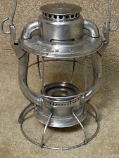 "BEAUTIFUL DIETZ VESTA NEW YORK CENTRAL SYSTEM RAILROAD LANTERN ""CAGE ONLY"" (7)"