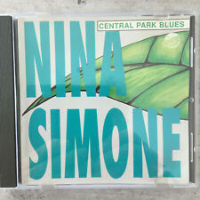 NINA SIMONE: Central Park Blues (CD Universe UN1 027 / Stereo / neu)