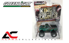 CHASE GREENLIGHT 49010B 1:64 1970 CHEVROLET K-10 USA-1 MONSTER TRUCK