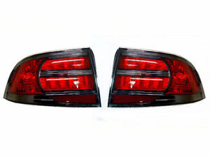 DEPO 2004-2008 Acura TL Type S Style Tail Light Cover Set Pair Left + Right