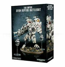 Tau Empire XV104 Riptide Battlesuit Boxed Set Games Workshop Warhammer 40K