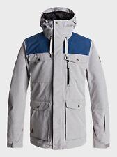 QUIKSILVER Men's RAFT Snow Jacket - KPGH - Large - NWT