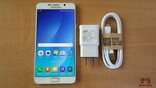 Samsung Galaxy Note 5 | T-Mobile | Grade A | Factory Unlocked | White Pearl |
