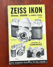 Book: Zeiss Ikon 35Mm Guide (Tydings), 1957/210756