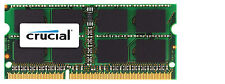 Crucial 2GB DDR2 667 MHz PC2-5300 200 Pin Sodimm Memory RAM Laptop CT25664AC667