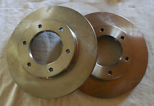 ***TOYOTA LAND CRUISER ~LANDCRUISER FRONT BRAKE ROTORS PAIR 9/75-84 FJ40,45 BJ40