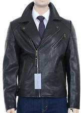 !!! MARC NEW YORK !!! ANDREW MARC MOTORCYCLE JACKET, OLD SCHOOL STYLE !!! $795.