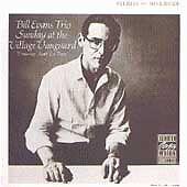 BILL EVANS TRIO:SUNDAY AT THE VILLAGE VA,  CD | 0025218614023 | Good