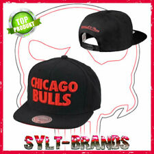 NYLON Chicago Bulls wood camo Mitchell /& Ness Snapback Cap